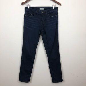 BP Dark Wash Stretch Skinny Jeans Size 28